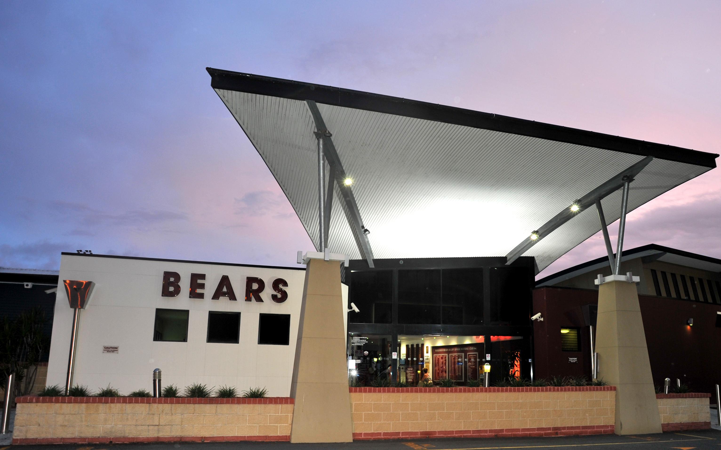 Burleigh Bears Logo and Images