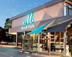 Marion Hotel Logo and Images
