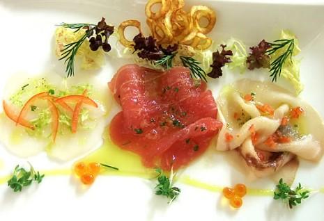 Three Fish Seafood Grill