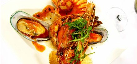 Lively Catch Seafood Restaurant