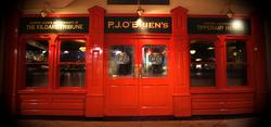 PJ O'Briens Irish Pub Logo and Images