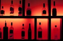 Glo Lounge Bar Logo and Images