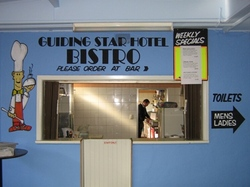 Guiding Star Hotel Logo and Images