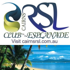 Cairns RSL Social Club Ltd Logo and Images