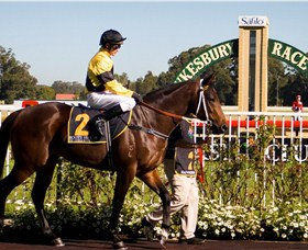 Hawkesbury Race Club Logo and Images