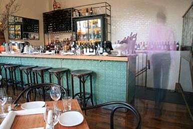 The Carlton Wine Room