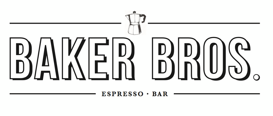 Baker Bros. Espresso Bar Logo and Images