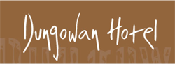 Dungowan Hotel Logo and Images