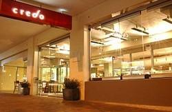 Credo Cafe Restaurant Lounge