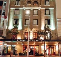 Hotel Coronation Logo and Images