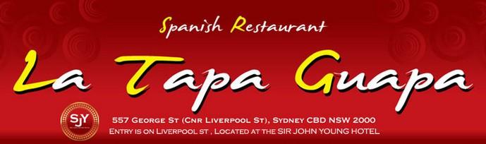 La Tapa Guapa Logo and Images