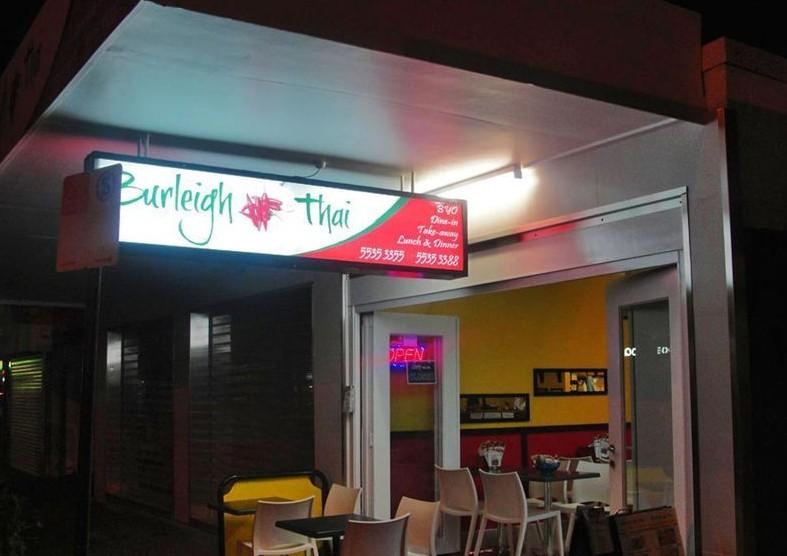 Burleigh Thai Logo and Images