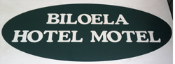 Biloela Hotel Motel Logo and Images