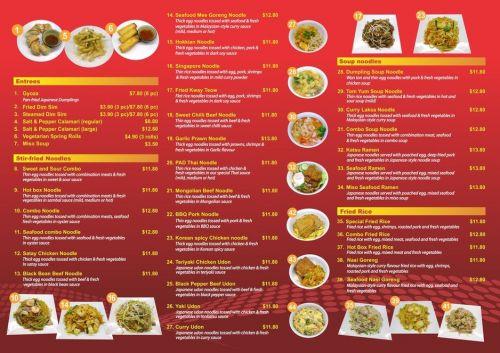 Noodle Sushi Bar Mount Gambier