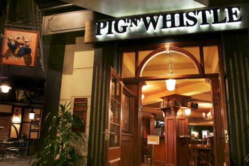Pig N Whistle British Pub Indooroopilly