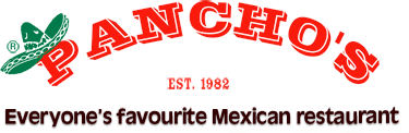 Panchos Mexican Villa Restaurant Mt Lawley Logo and Images