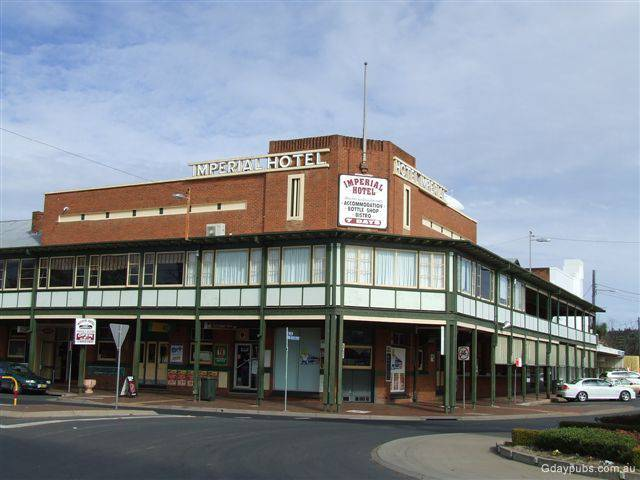 Imperial Hotel Coonabarabran