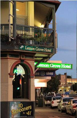 Lemon Grove Hotel