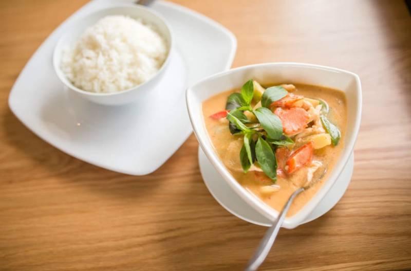 Thai Taste 2 Restaurant Logo and Images