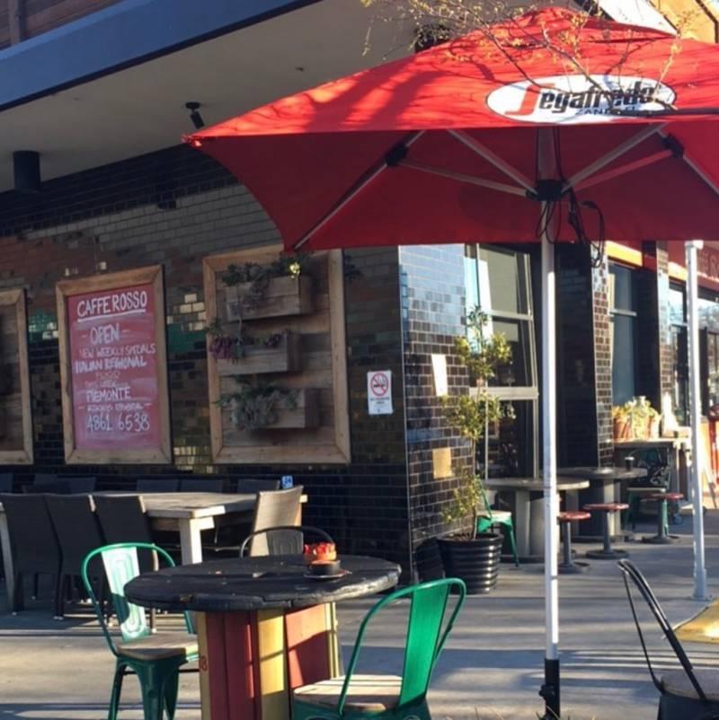 Caffé Rosso Bowral