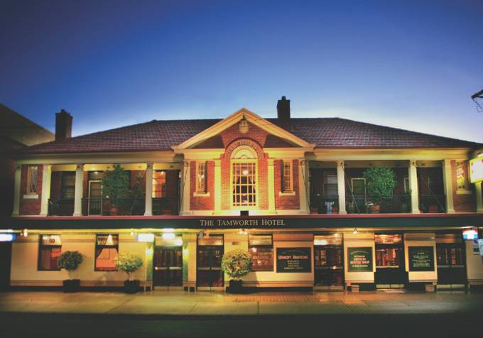 Tamworth Hotel