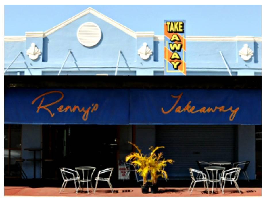 Renny's Cafe & Takeaway