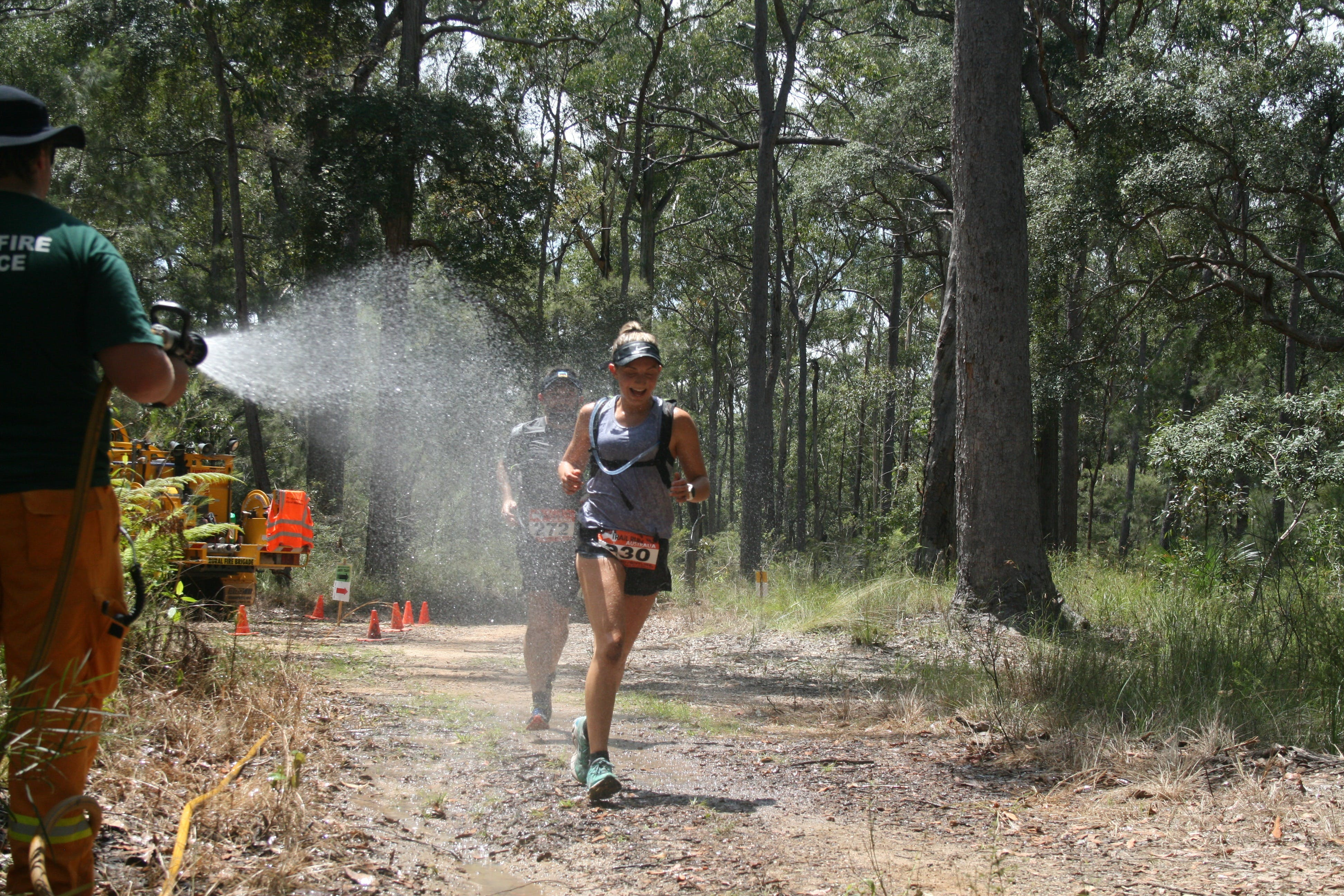 Trail Run Australia | Sunshine Coast Logo and Images