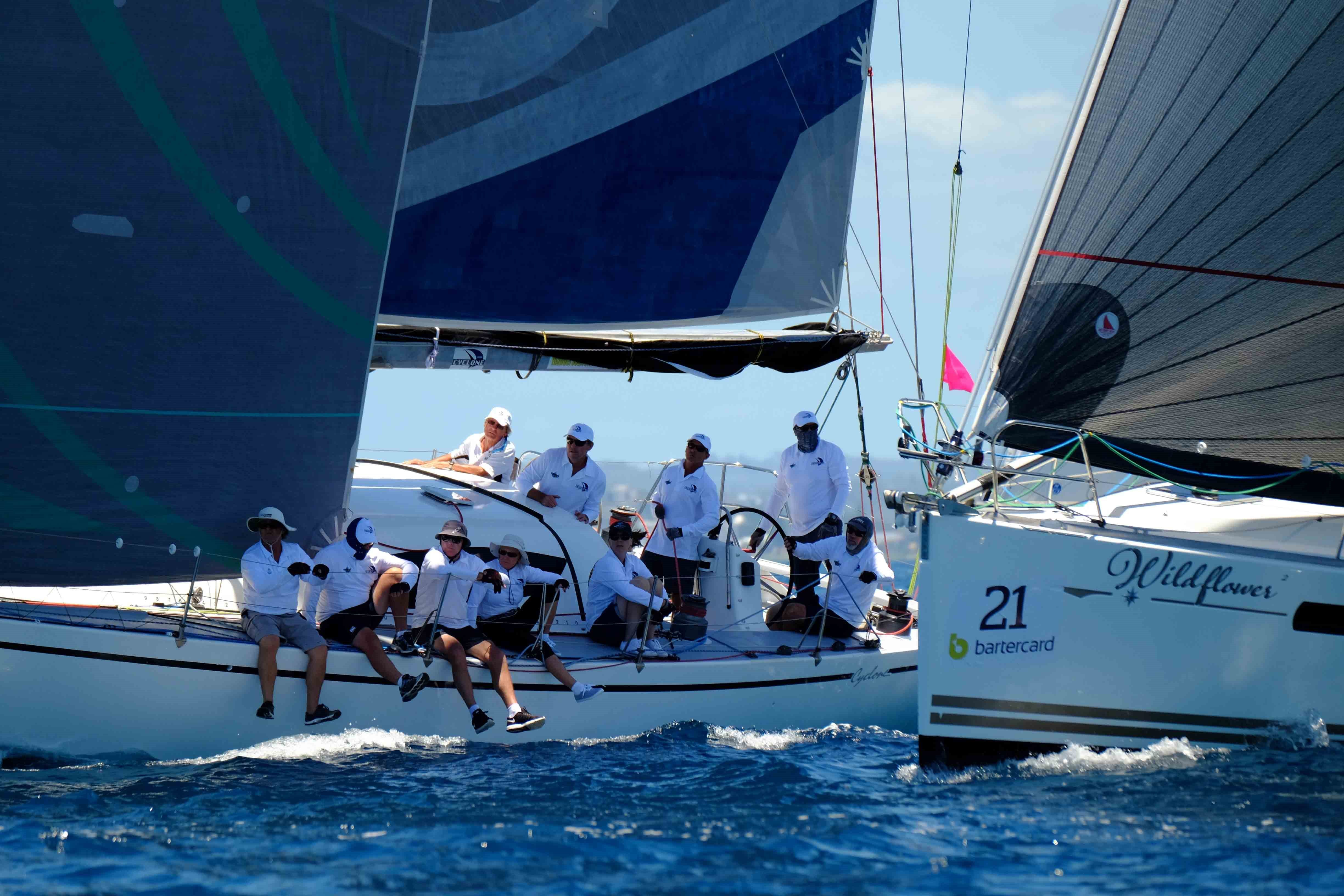 Bartercard Sail Paradise 2021 Logo and Images