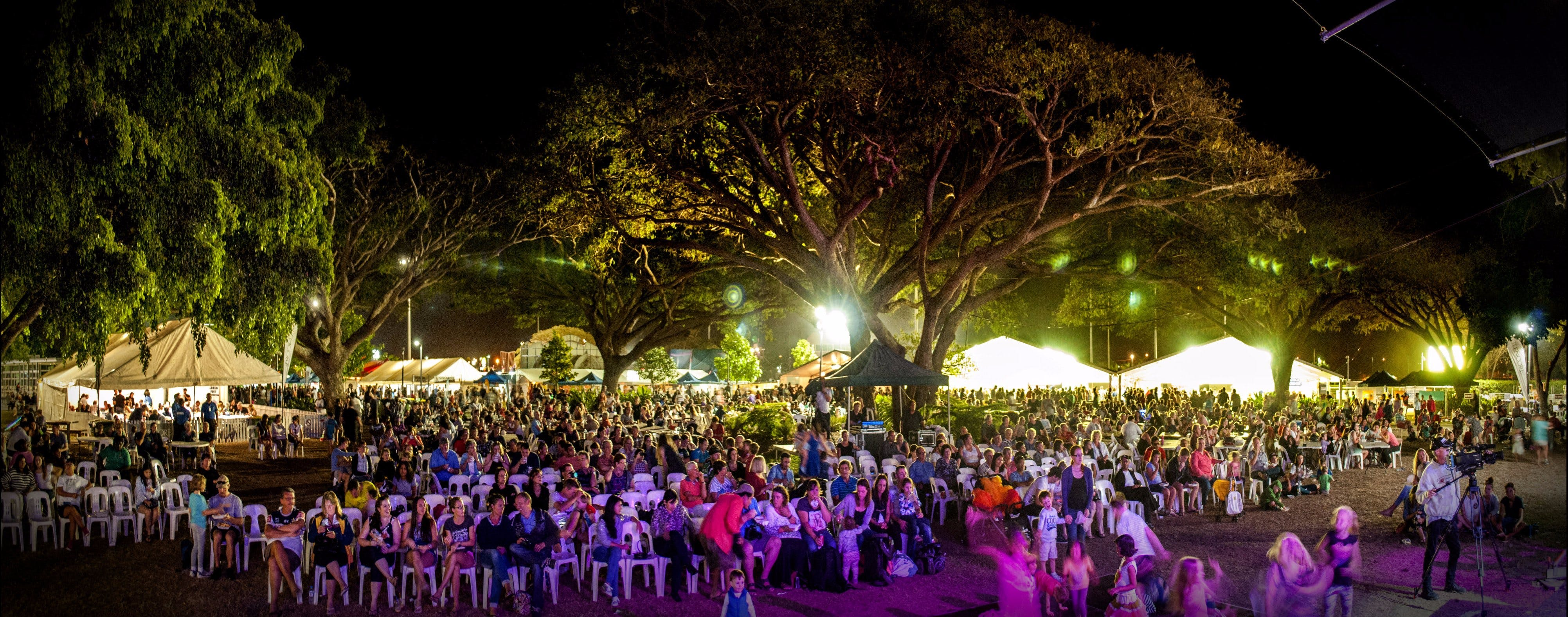 Greek Fest Glendi Townsville Logo and Images