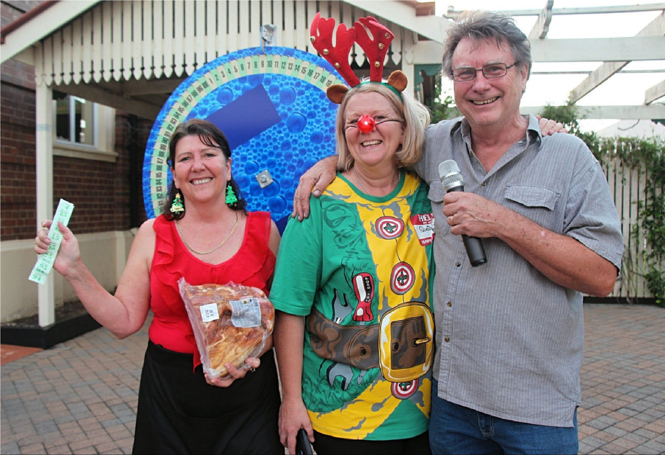Laidley Christmas Street Festival Logo and Images
