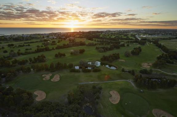 Adelaide Shores Golf Club