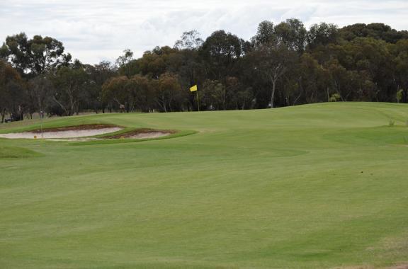 Mawson Lakes Golf Club