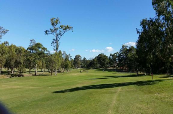 Parkwood Village Golf Course