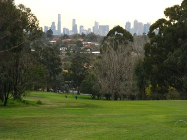 Wattle Park Public Golf Course