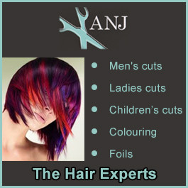 Anj Unisex Hair Salon