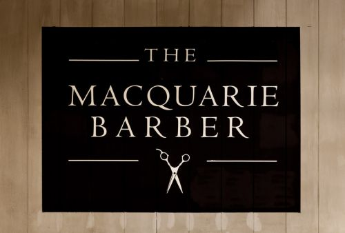 The Macquarie Barber