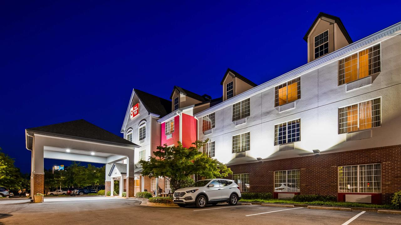 Best Western Plus Lake Lanier Gainesville Hotel  Suites