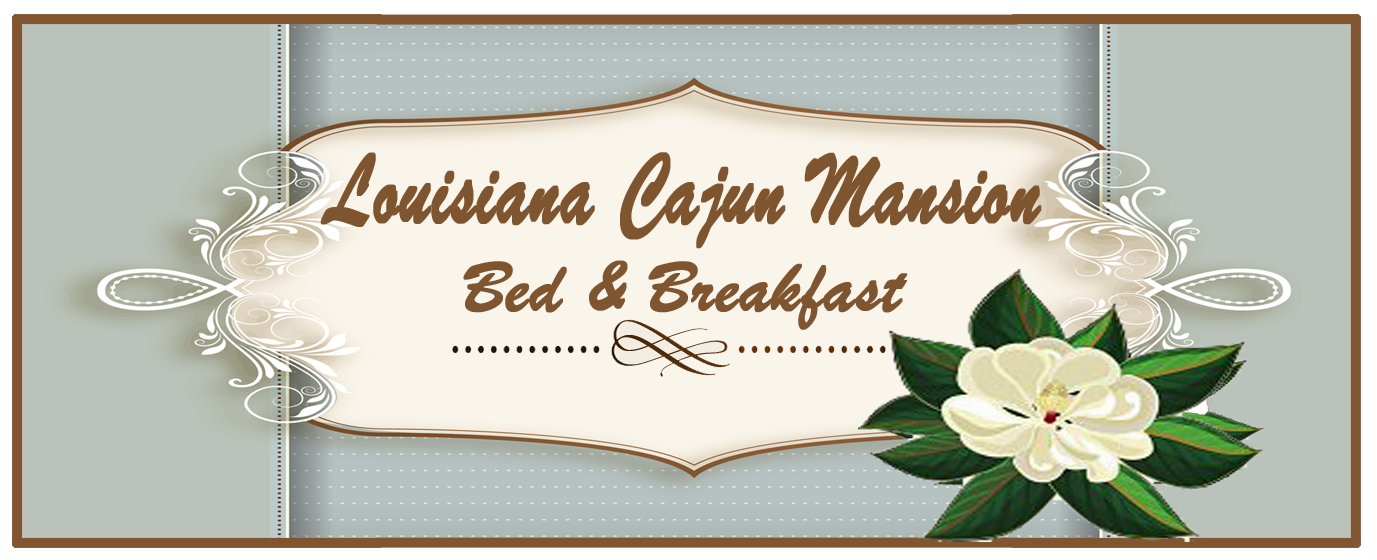 Louisiana Cajun Mansion Bed & Breakfast