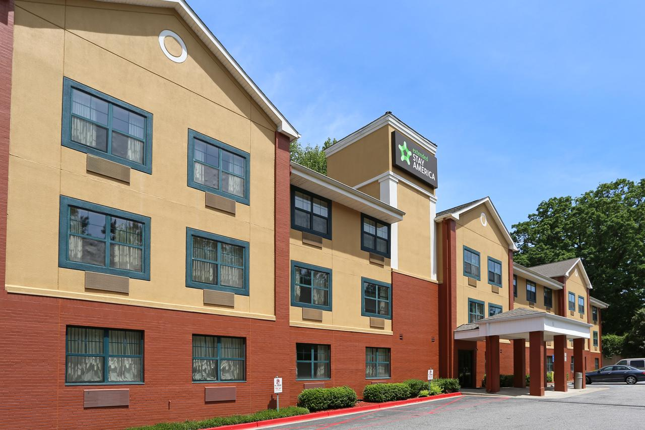 Extended Stay America - Atlanta - Alpharetta - Rock Mill Rd.