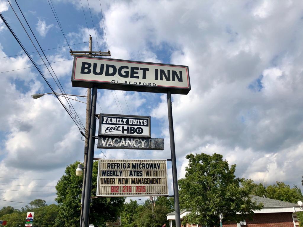 budget inn of bedford