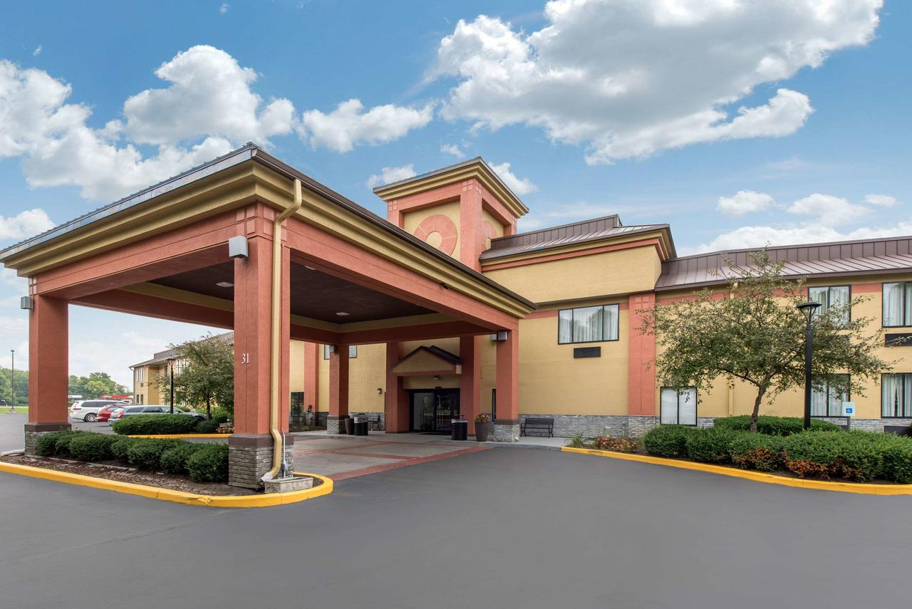 Quality Inn Indianapolis-Brownsburg - Indianapolis West