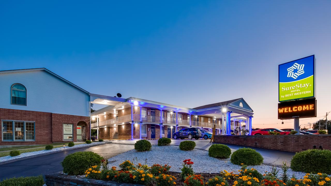 SureStay Hotel by Best Western Bardstown General Nelson