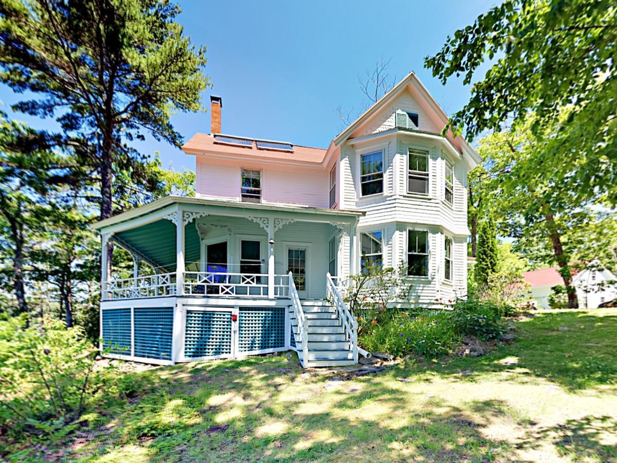 Seal Cove Home