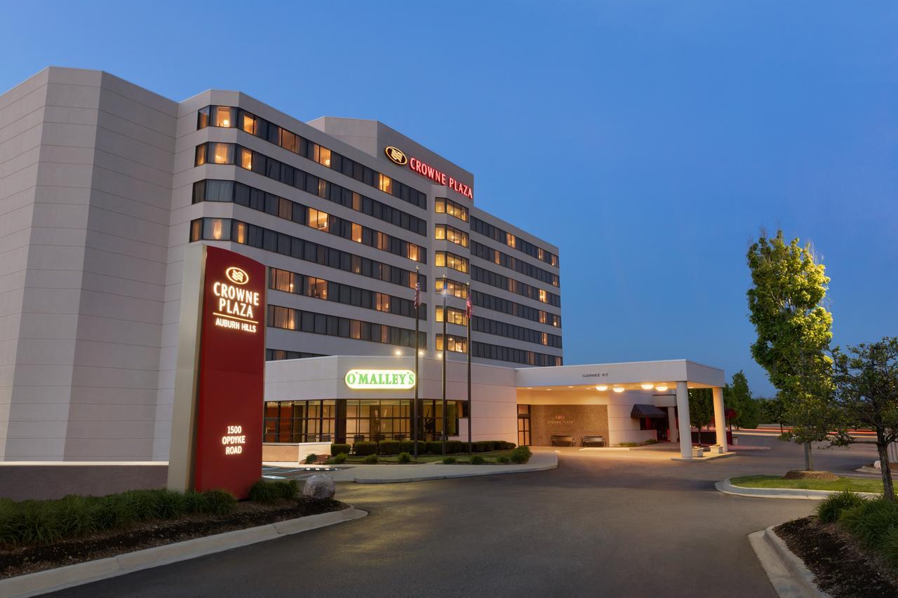 Crowne Plaza Hotels  Resorts Auburn Hills