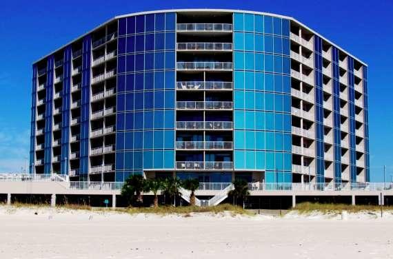 Sea Breeze 410 Deluxe - Two Bedroom Apartment
