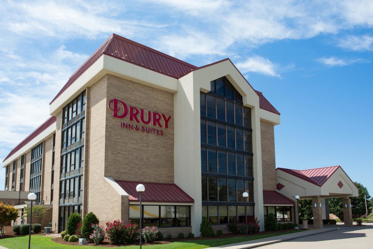 Drury Inn  Suites Cape Girardeau