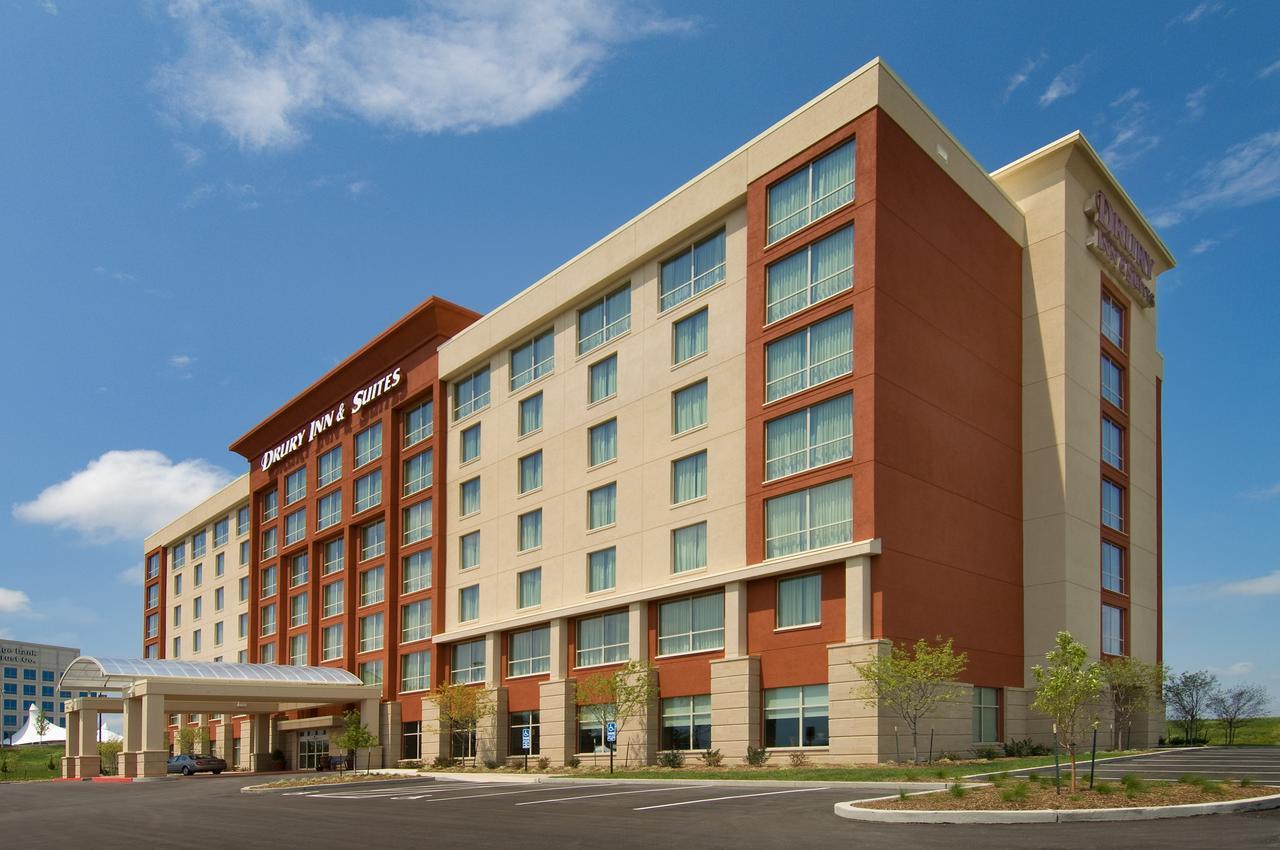 Drury Inn  Suites Independence Kansas City