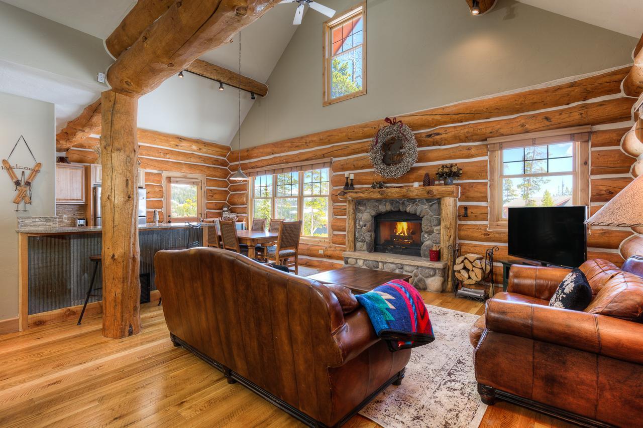 Powder Ridge Cabin | 7 Rose Bud