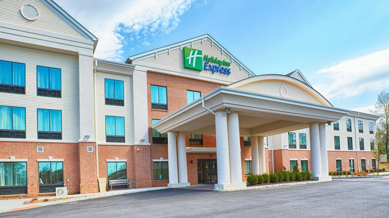 Holiday Inn Express Bordentown - Trenton South