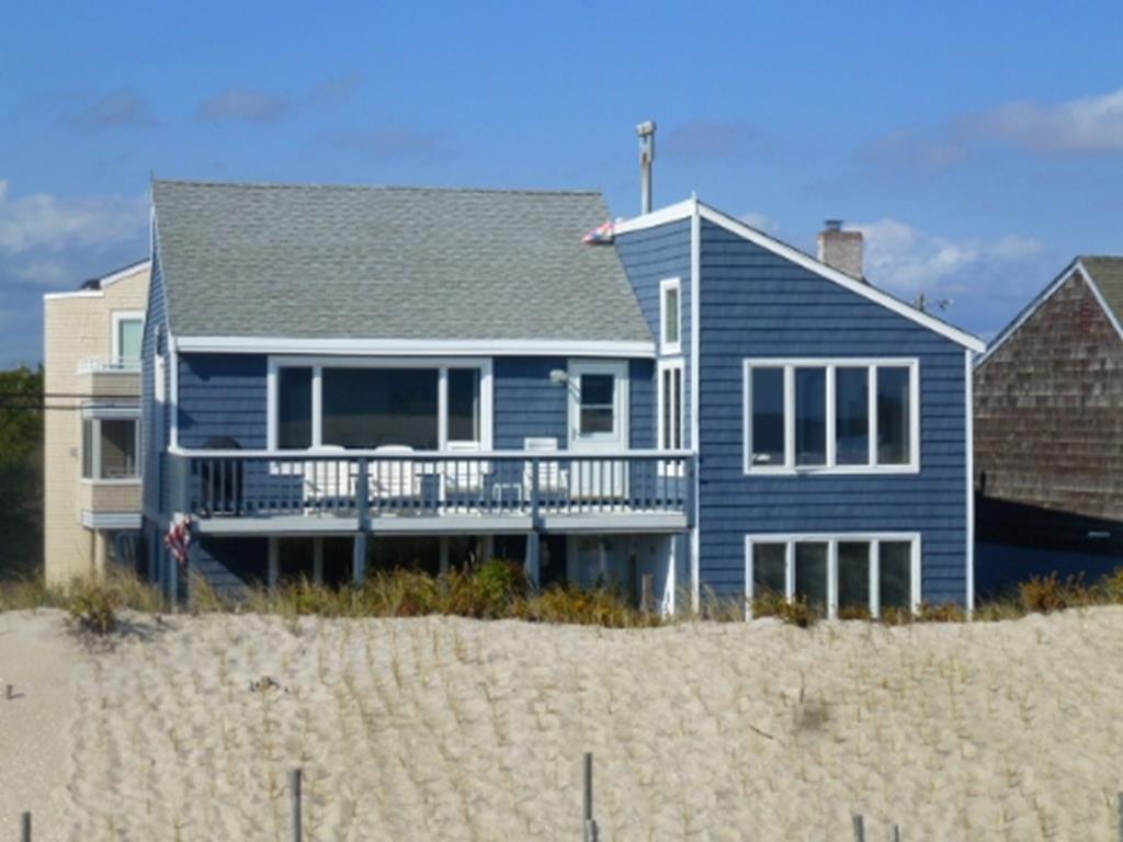 Brant Beach Ocean Front Duplex 2nd fl 114089